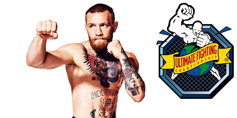 Conor McGregor UFC Fighter