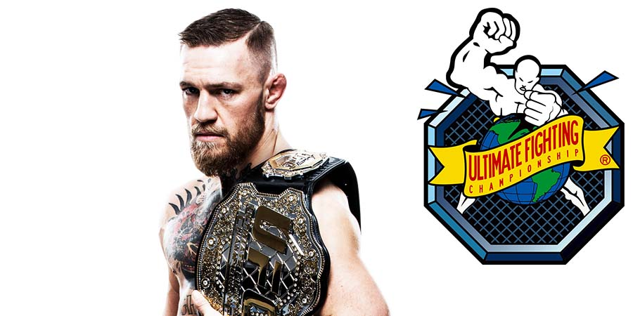 Conor McGregor UFC Lightweight Champion