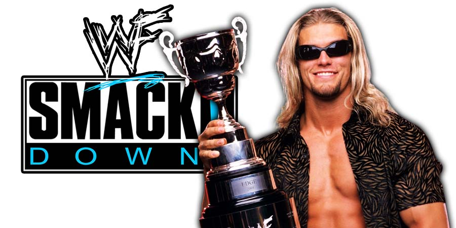 Edge SmackDown Article Pic 2