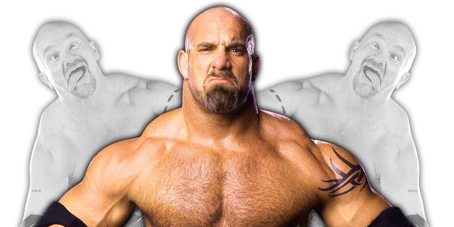 Goldberg Gillberg WWF WCW WWE