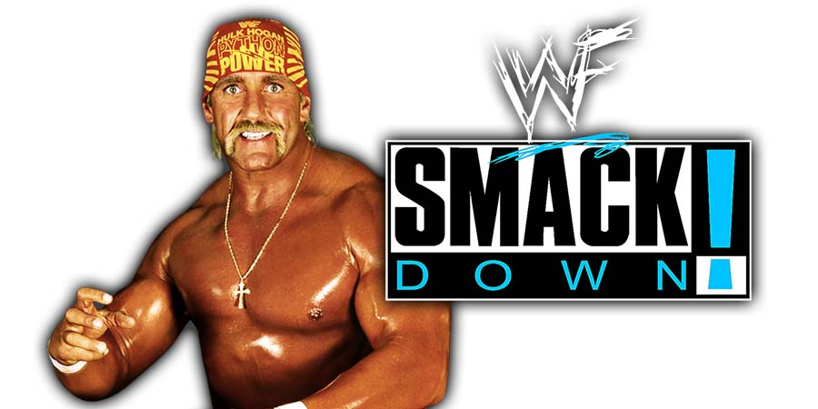 Hulk Hogan SmackDown 1000