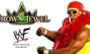Hulk Hogan WWE Crown Jewel PPV Saudi Arabia 2018