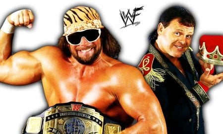 Macho Man Randy Savage Jerry The King Lawler