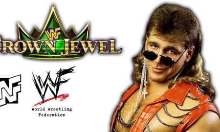 Shawn Michaels WWE Crown Jewel PPV Saudi Arabia