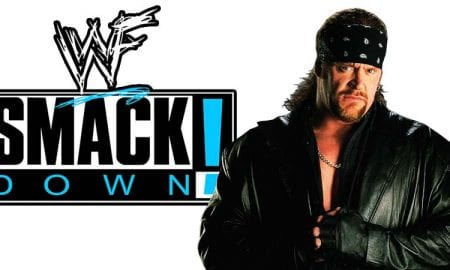 The Undertaker Appears On SmackDown 1000