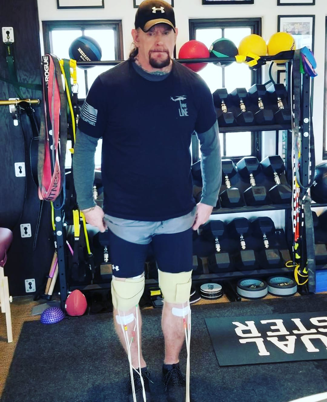 The Undertaker NeuFit 2018