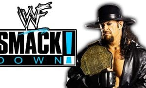 The Undertaker SmackDown 1000