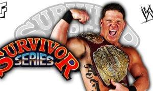 AJ Styles Survivor Series 2018