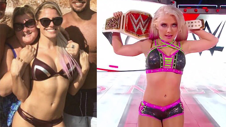 Wwe Drops General Manager Angle With Alexa Bliss
