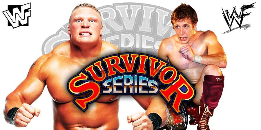 Brock Lesnar vs. Daniel Bryan - Survivor Series 2018 (Dream Match)