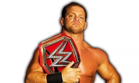 Chris Benoit Universal Champion