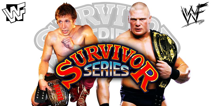 Daniel Bryan vs. Brock Lesnar - Dream Match (Survivor Series 2018)