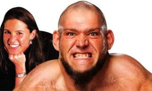 Stephanie McMahon Lars Sullivan