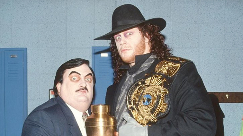 The Undertaker Made History 27 Years Ago Today