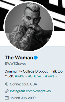 Corey Graves Trolls Becky Lynch By Becoming The Woman On Twitter