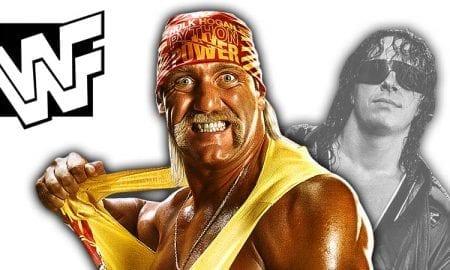 Hulk Hogan Bret Hart WWF Golden Era
