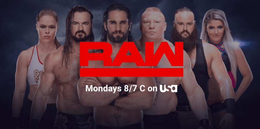 Seth Rollins Replaces Roman Reigns On RAW Banner December 2018