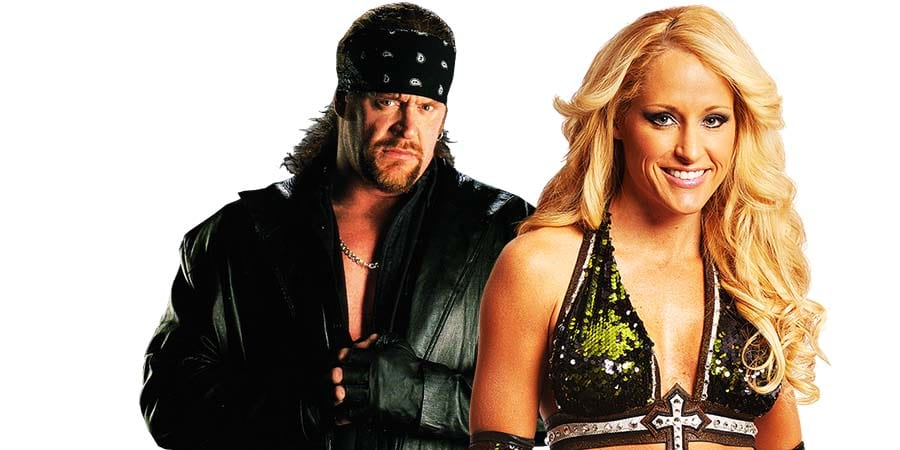 The Undertaker Michelle McCool WWE Couple