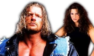 Triple H Stephanie McMahon WWF