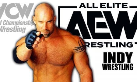 AEW All Elite Wrestling Goldberg