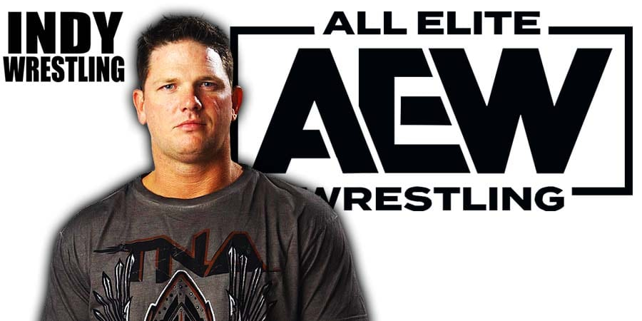 AJ Styles AEW All Elite Wrestling