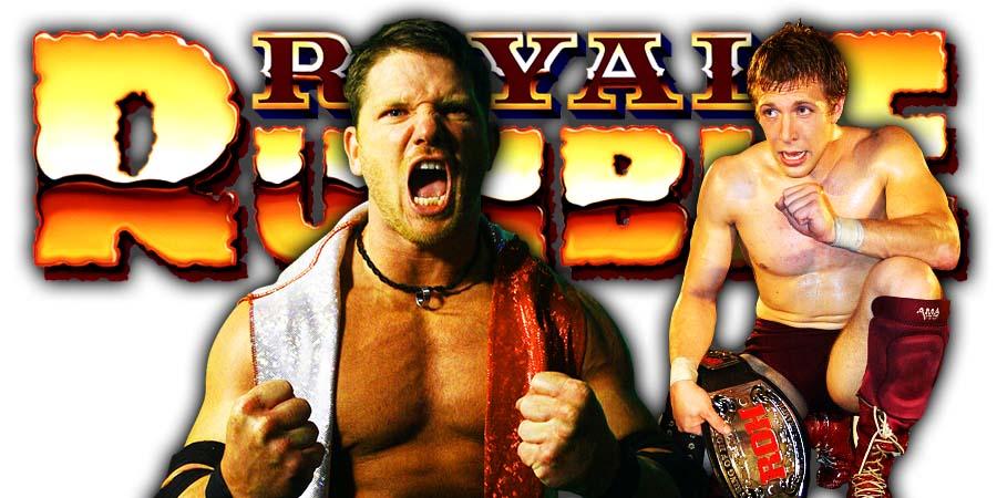 AJ Styles vs. Daniel Bryan - Royal Rumble 2019 (WWE Championship Match)