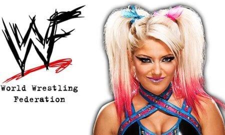Alexa Bliss WWE WWF