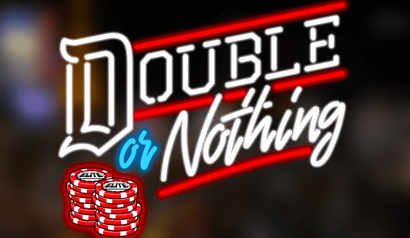 All Elite Wrestling AEW Double Or Nothing 2019 Official Logo