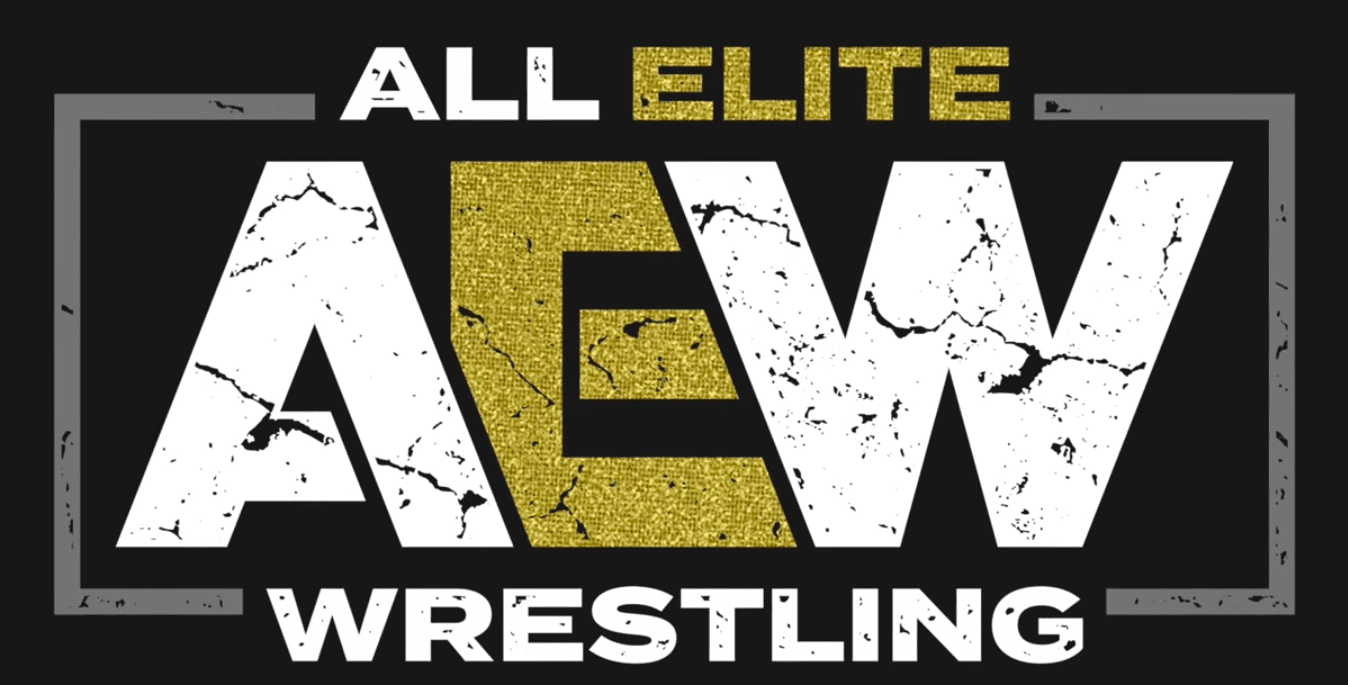 All Elite Wrestling AEW Official Logo 2019