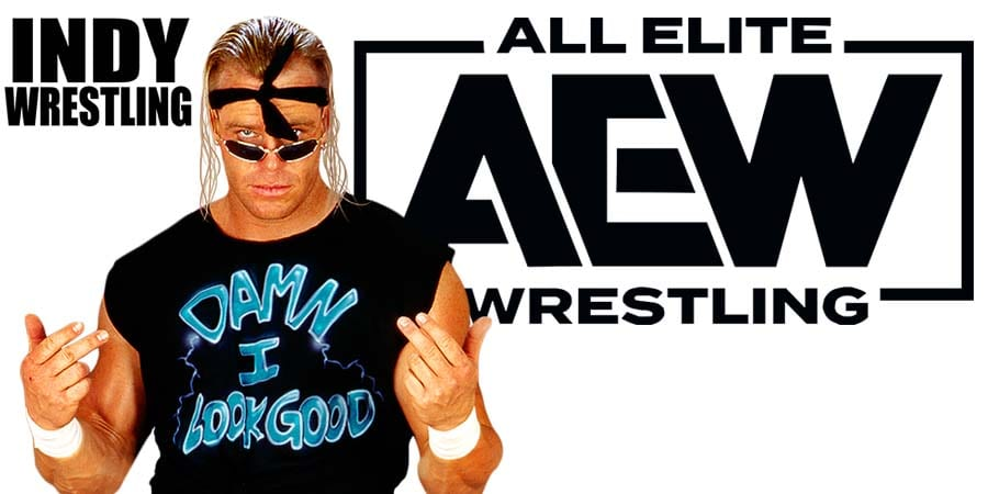 Billy Gunn AEW All Elite Wrestling