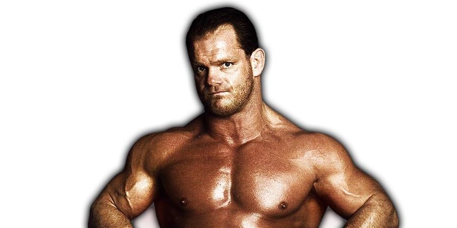 Chris Benoit WWE 2007