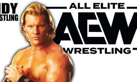 Chris Jericho AEW 2019 All Elite Wrestling