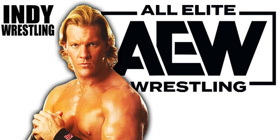 Chris Jericho AEW 2019 All Elite Wrestling