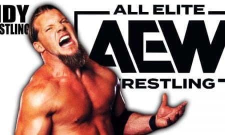 Chris Jericho All Elite Wrestling AEW Superstar