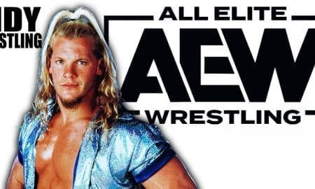 Chris Jericho All Elite Wrestling Superstar