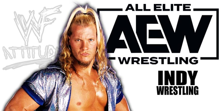 Chris Jericho Y2J All Elite Wrestling AEW 2019