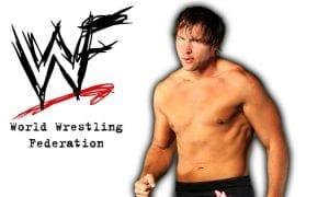 Dean Ambrose WWF WWE