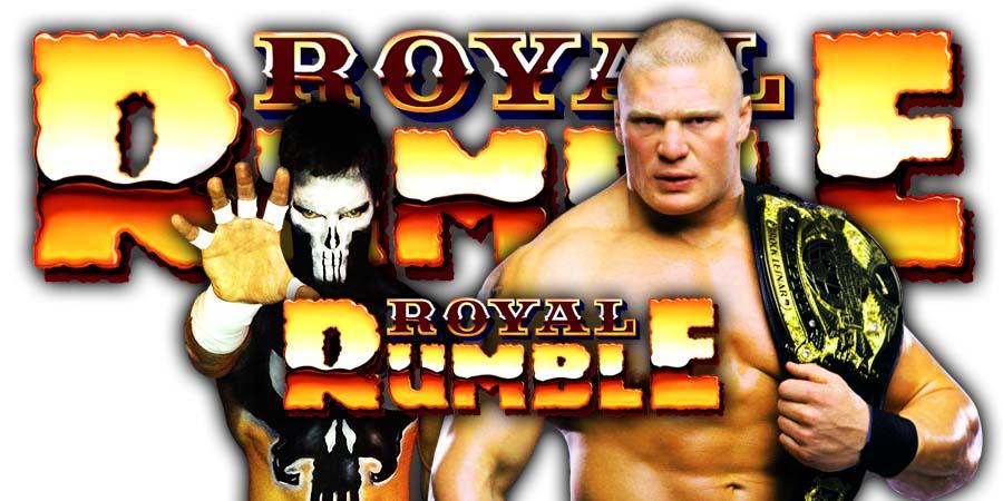 Finn Balor vs. Brock Lesnar - First Time Ever (Royal Rumble 2019)