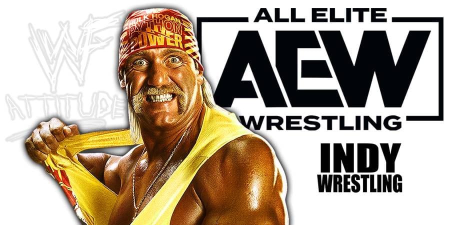 Hulk Hogan AEW All Elite Wrestling