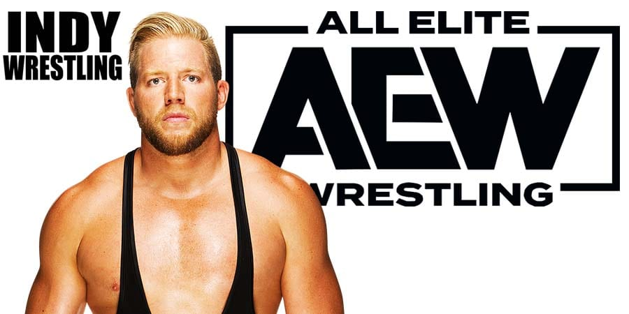Jack Swagger AEW All Elite Wrestling