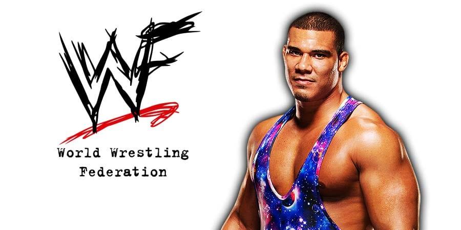 Jason Jordan WWE