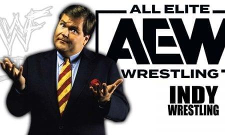Jim Ross AEW All Elite Wrestling