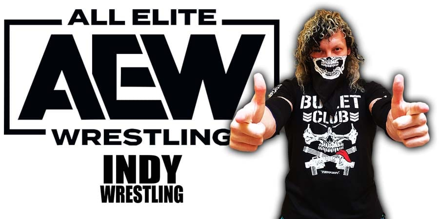 Kenny Omega All Elite Wrestling