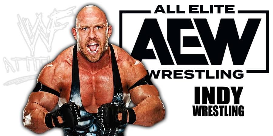 Ryback AEW All Elite Wrestling