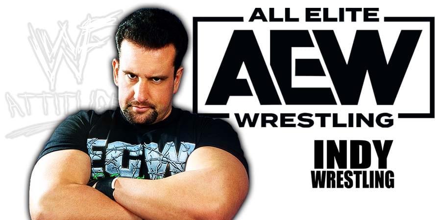 Tommy Dreamer AEW All Elite Wrestling