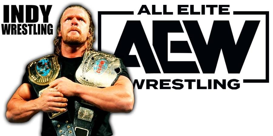 Triple H All Elite Wrestling
