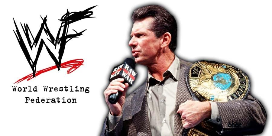 Vince McMahon Mr McMahon WWF Champion
