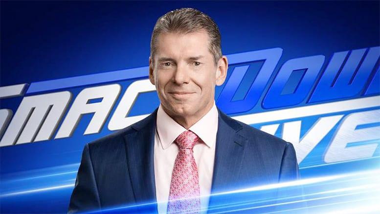 Vince McMahon SmackDown Live