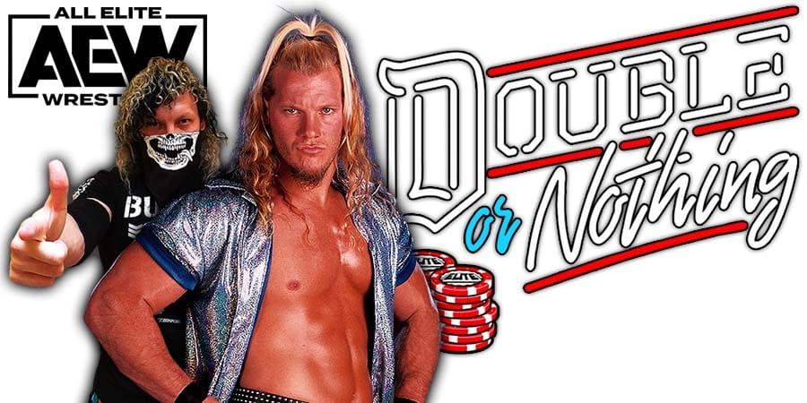 Chris Jericho vs. Kenny Omega - All Elite Wrestling Double Or Nothing