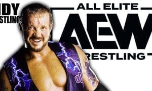 DDP Diamond Dallas Page AEW All Elite Wrestling
